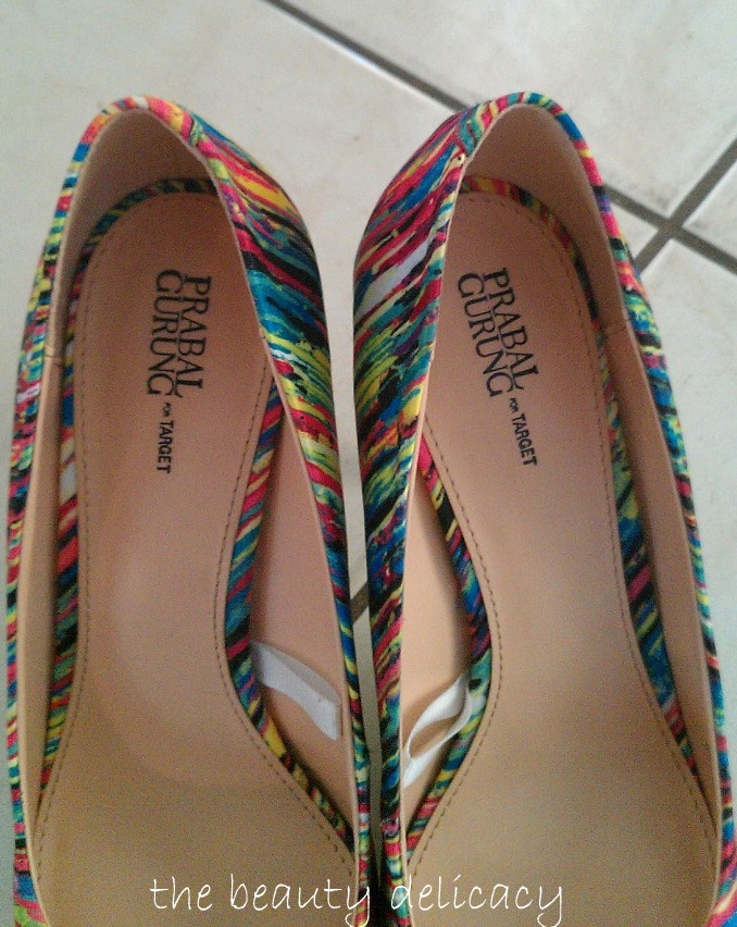pg print shoes 6