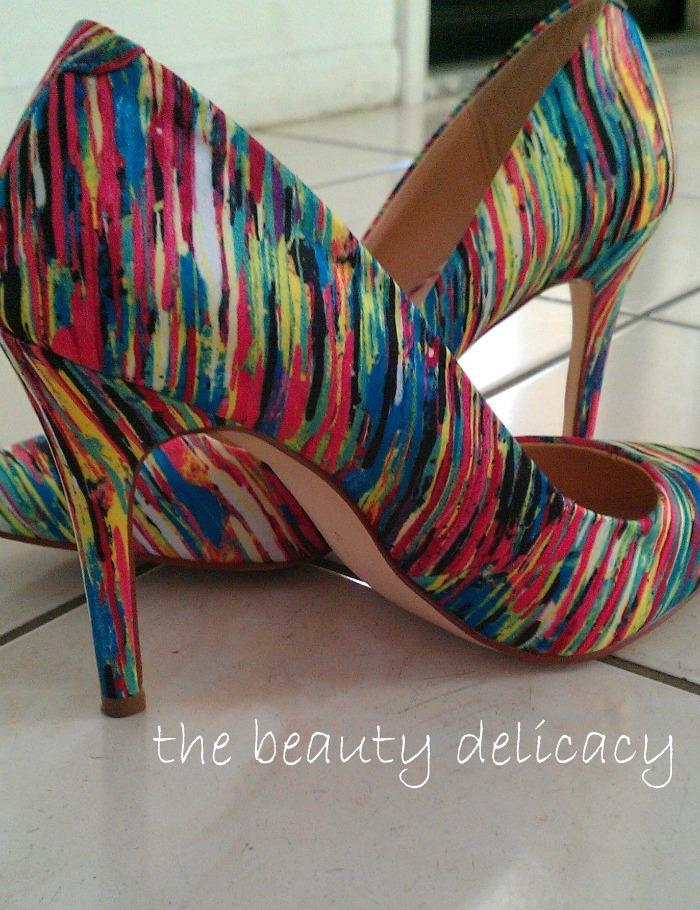 pg print shoes 9