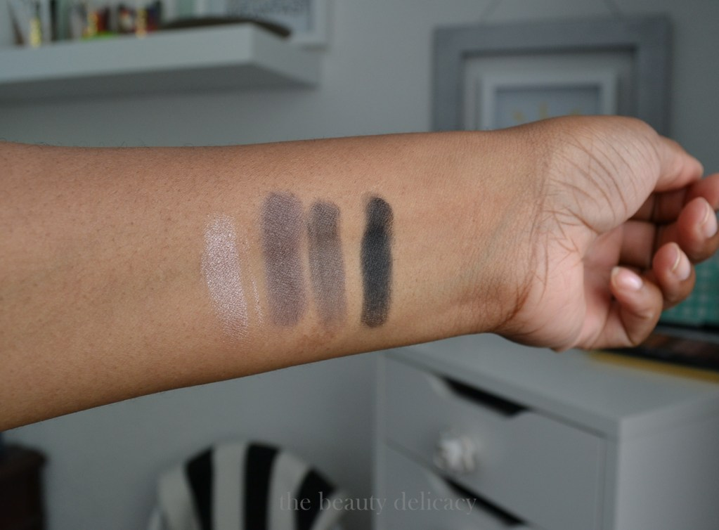 naked dupe eye shadow swatch 3