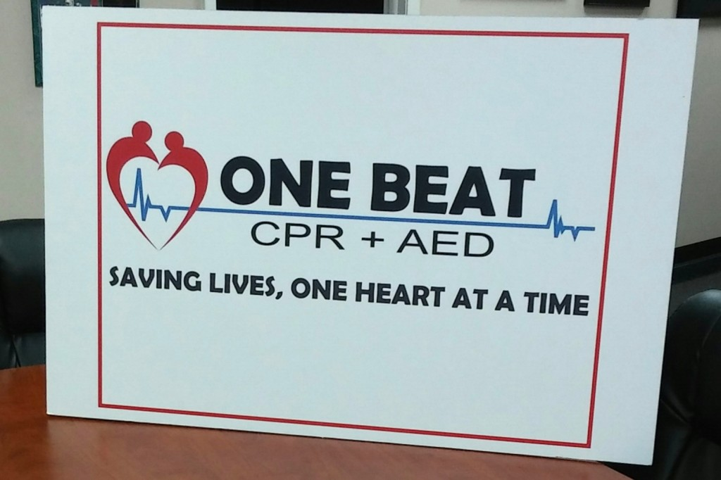 one beat cpr feat