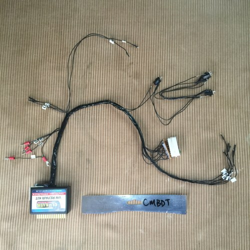 small resolution of vanagon wiring harnes