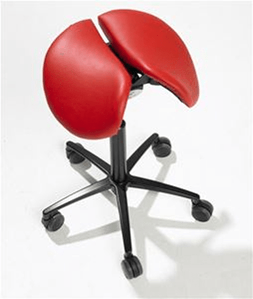 salli saddle chair covers sri lanka the for happy sitting sally miller yoga concept is that your regular creates many imbalances in lumbar spine compression pelvis and basically setting you up