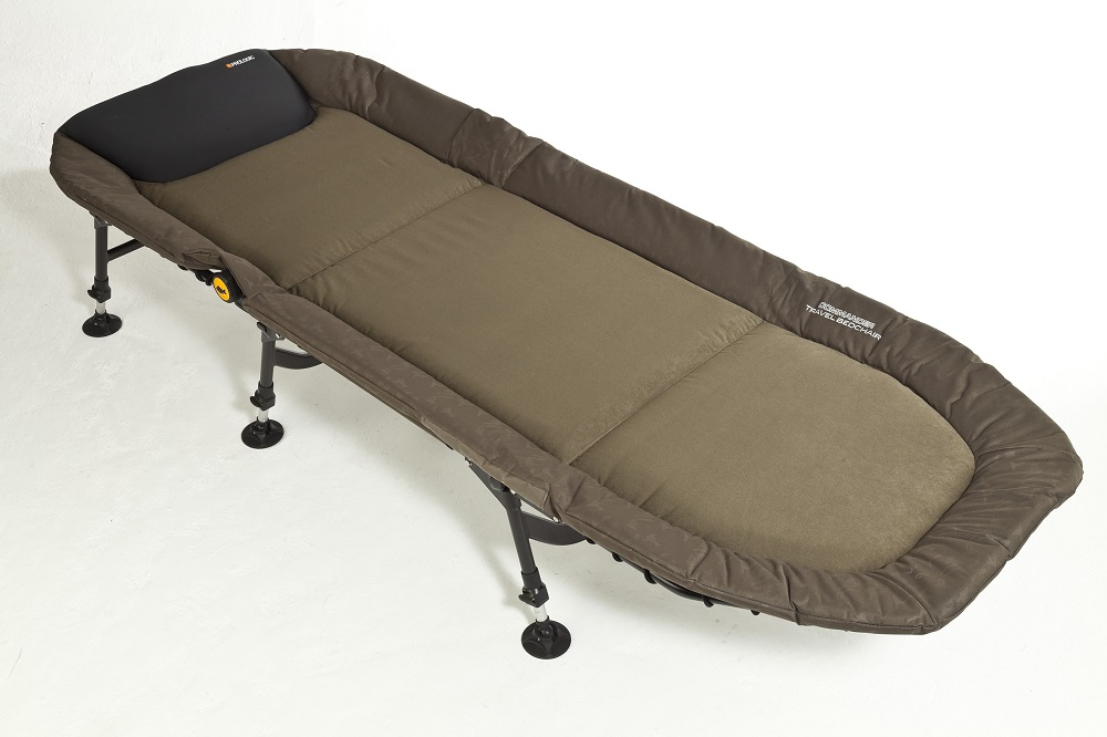 fishing chair bed reviews folding knee buyer s guide bedchairs carpfeed seven of the best commander classic from prologic nbsp