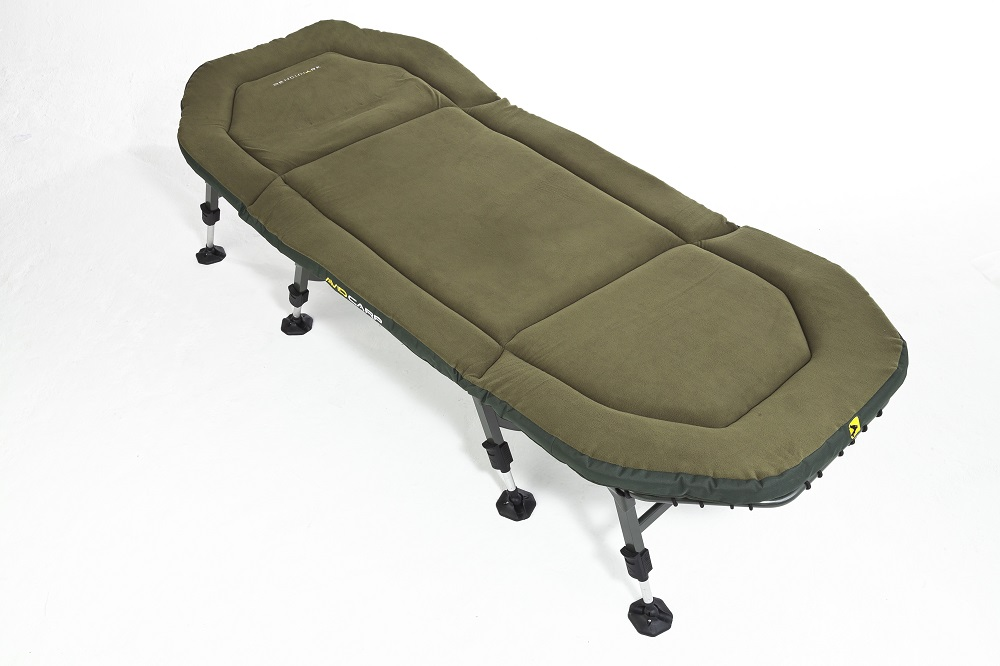 fishing chair bed reviews eddie bauer high chairs buyer s guide bedchairs carpfeed avid benchmark