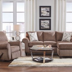 2 Piece Living Room Furniture Paint Colors With Dark Trim Sets Woodhaven Hayley Collection