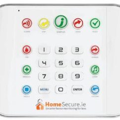 Wiring Diagram For House Alarm System Electric Oven 4rx Preistastisch De Wireless Home Only U20ac99 Homesecure Ie Rh Fire Colours