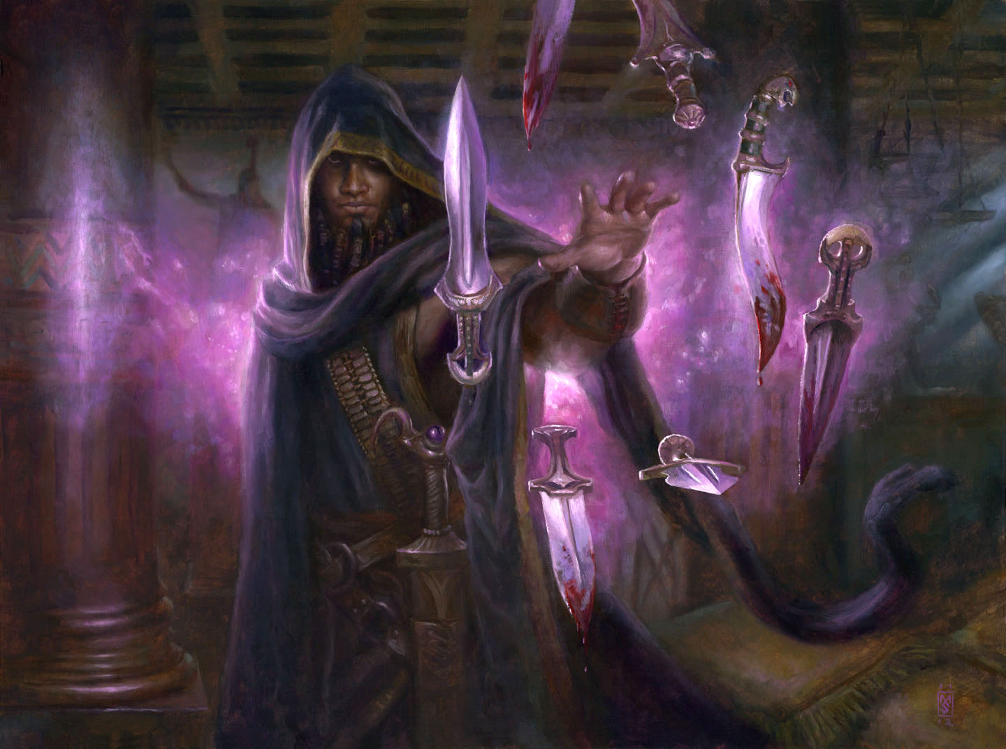 magic the gathering the