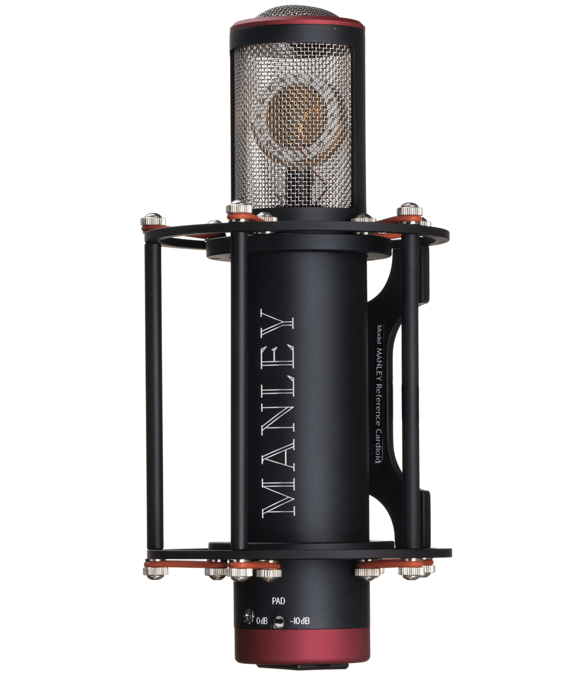 hight resolution of the world s most popular modern tube vocal mic the manley reference cardioid tube microphone