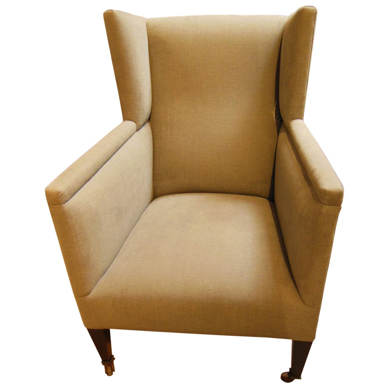 Modern Wing Chair Small Wing Chair