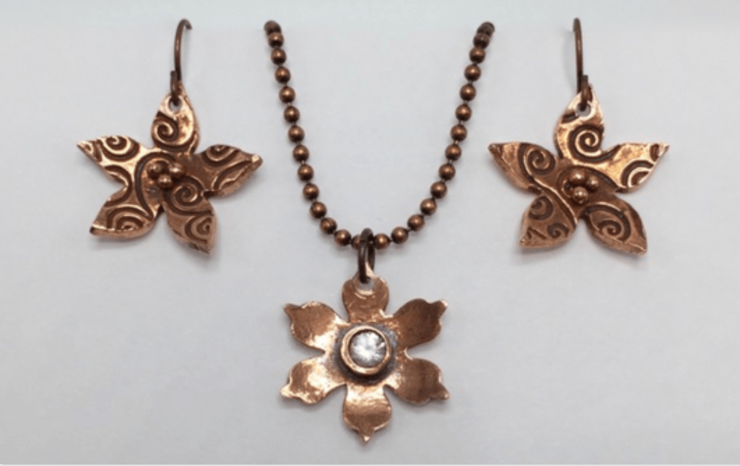 Copper Clay Creations