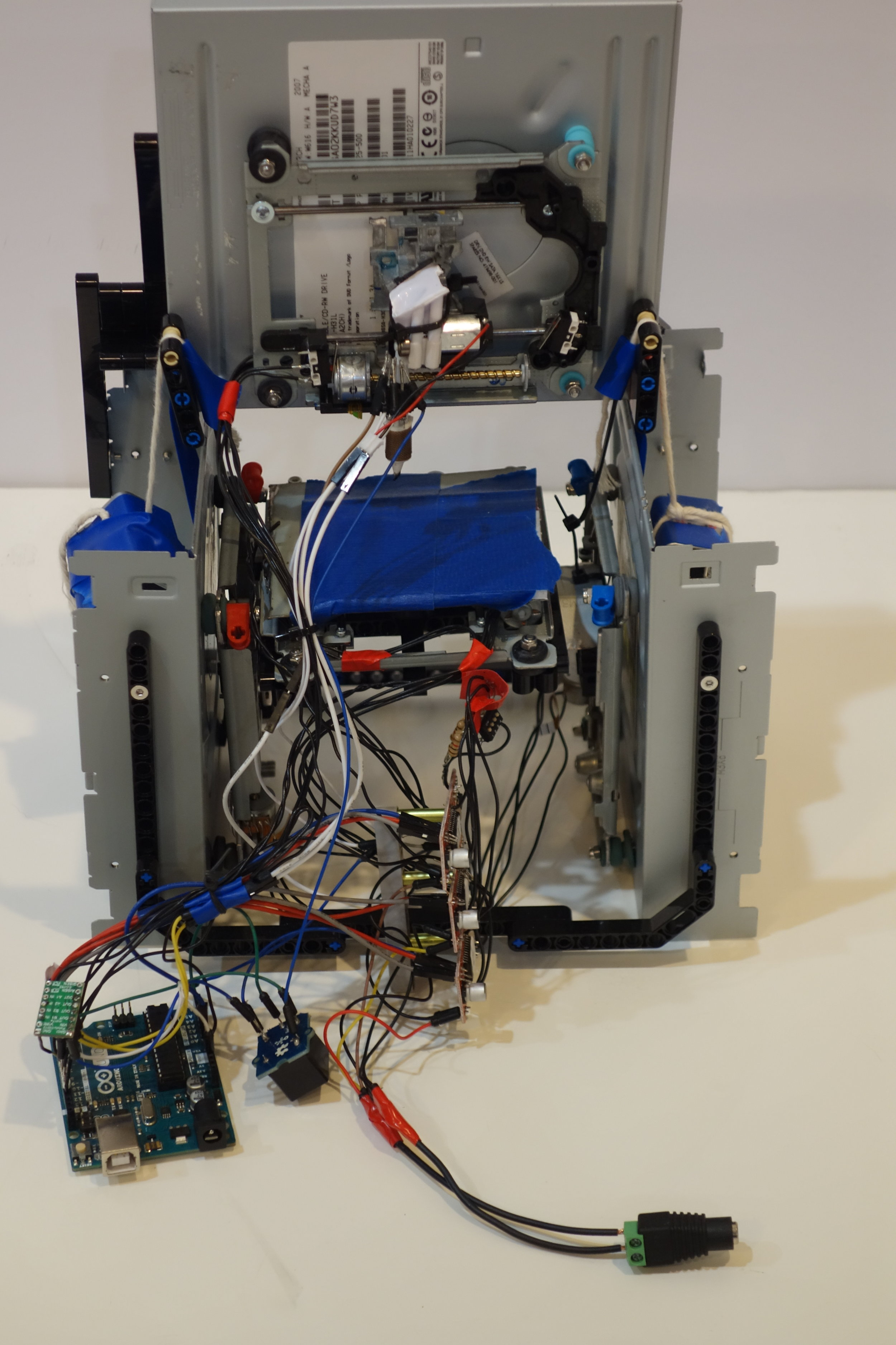small resolution of dvd drive 3d printer