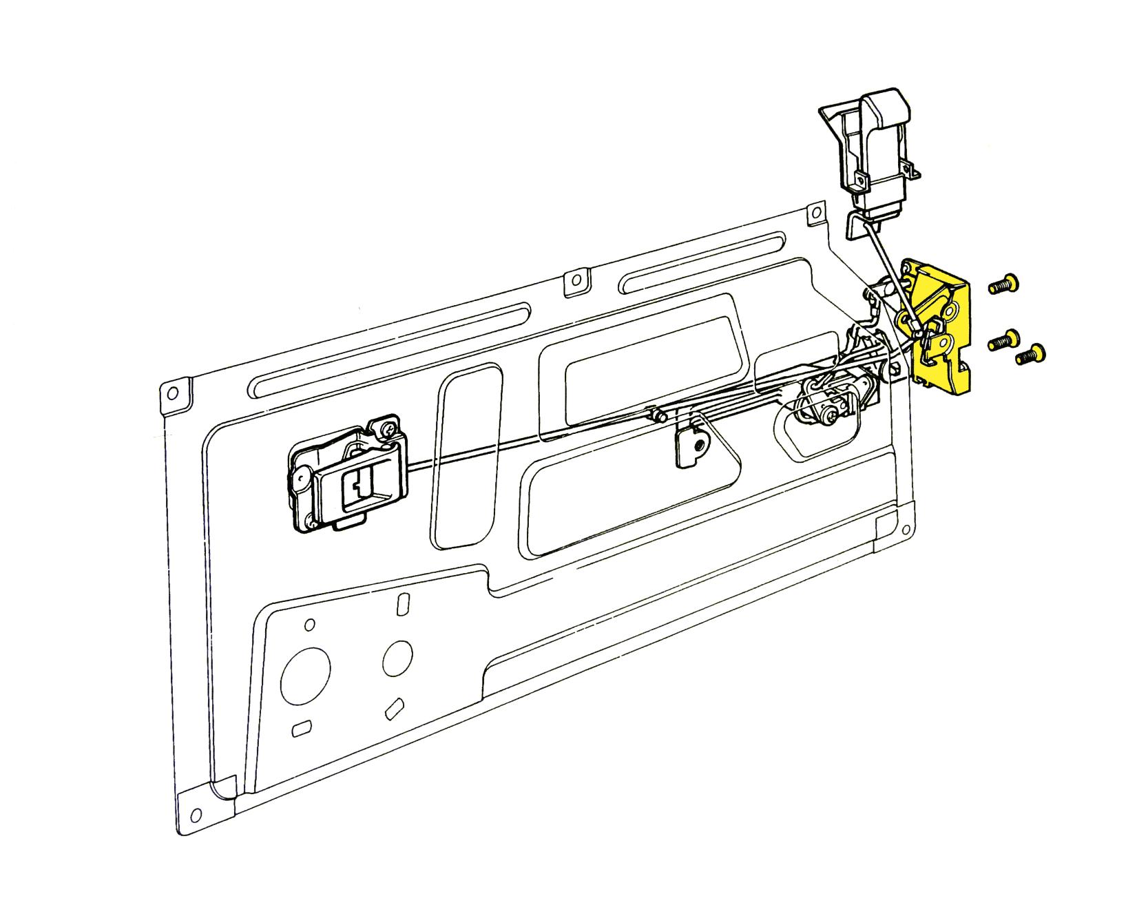 Ask LRO: Whats the problem with 90s door lock? — LRO