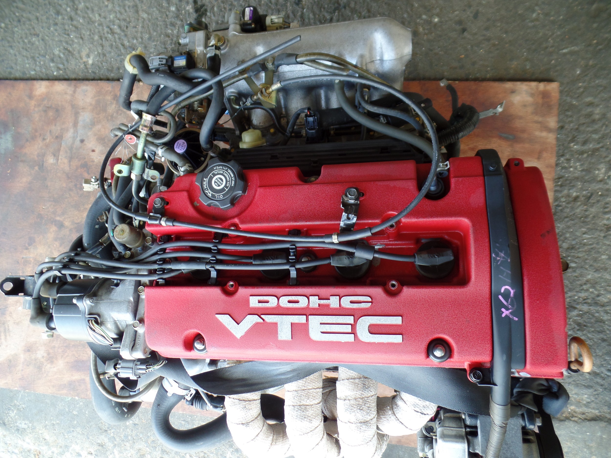 small resolution of honda acord torneo 1999 to 2001 h22a 2 2l euro r dohc vtec
