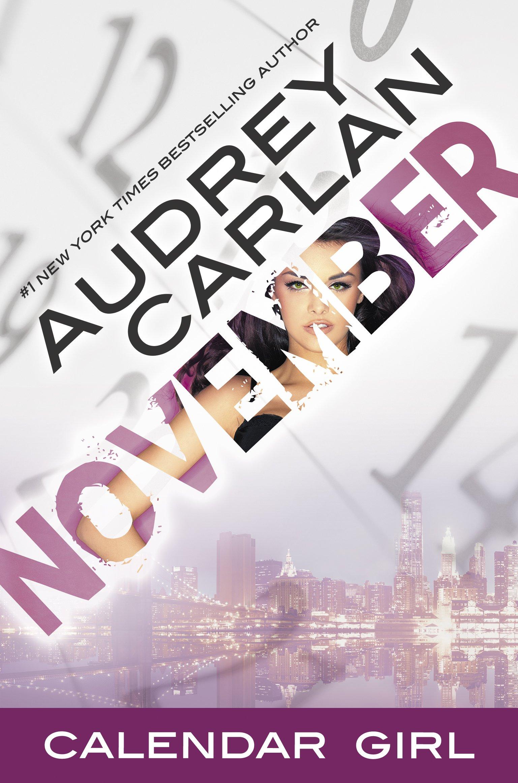 Audrey Carlan Calendar Girl November