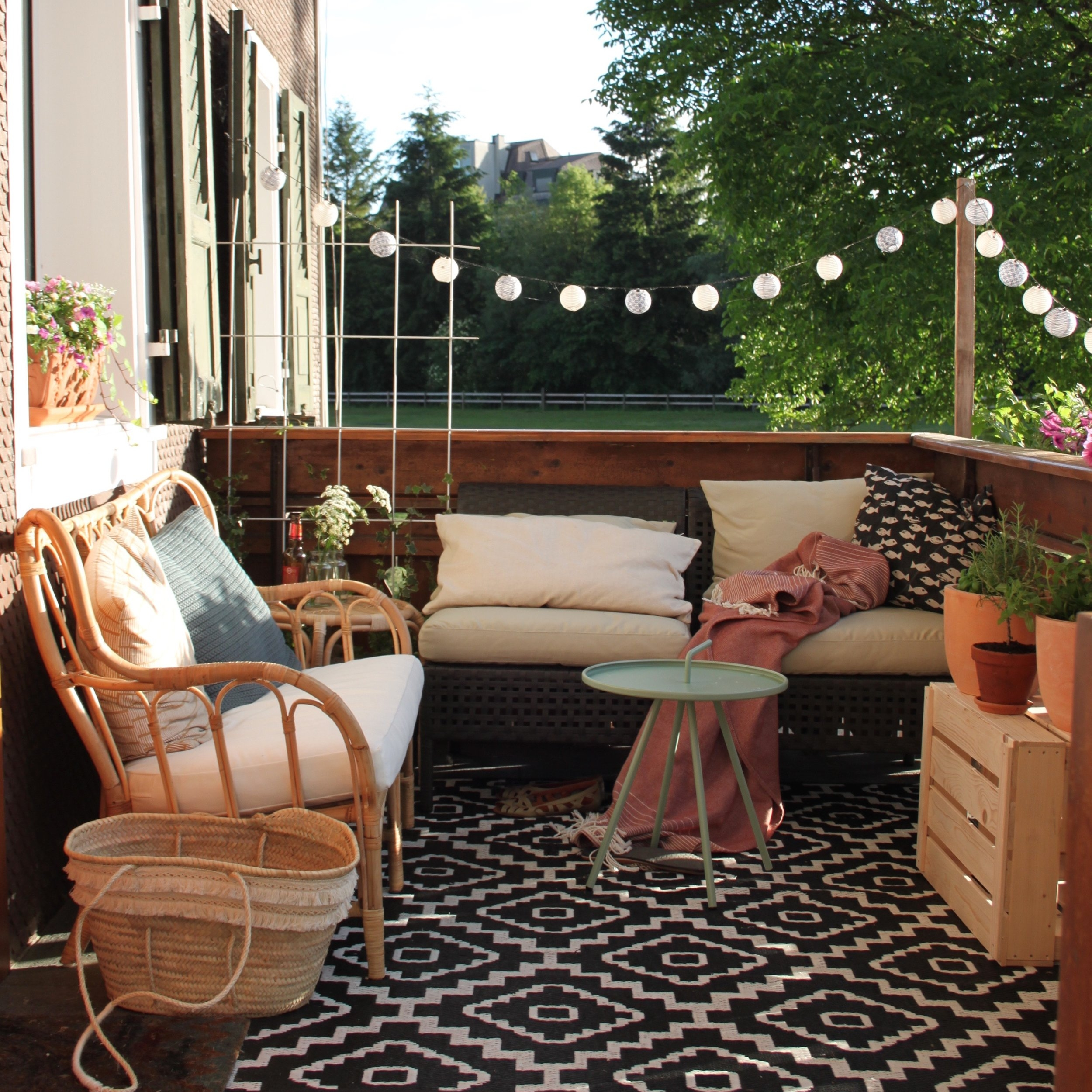 Outdoor Teppich Toptip Blog Home Staging Nordisch