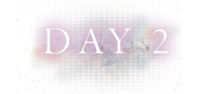 Day 2 -- Preparing for God's Presence