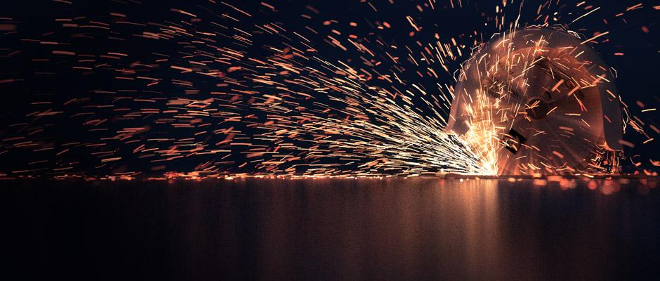 Falling Stars Grunge Wallpaper How To Make Sparks Blender Guru