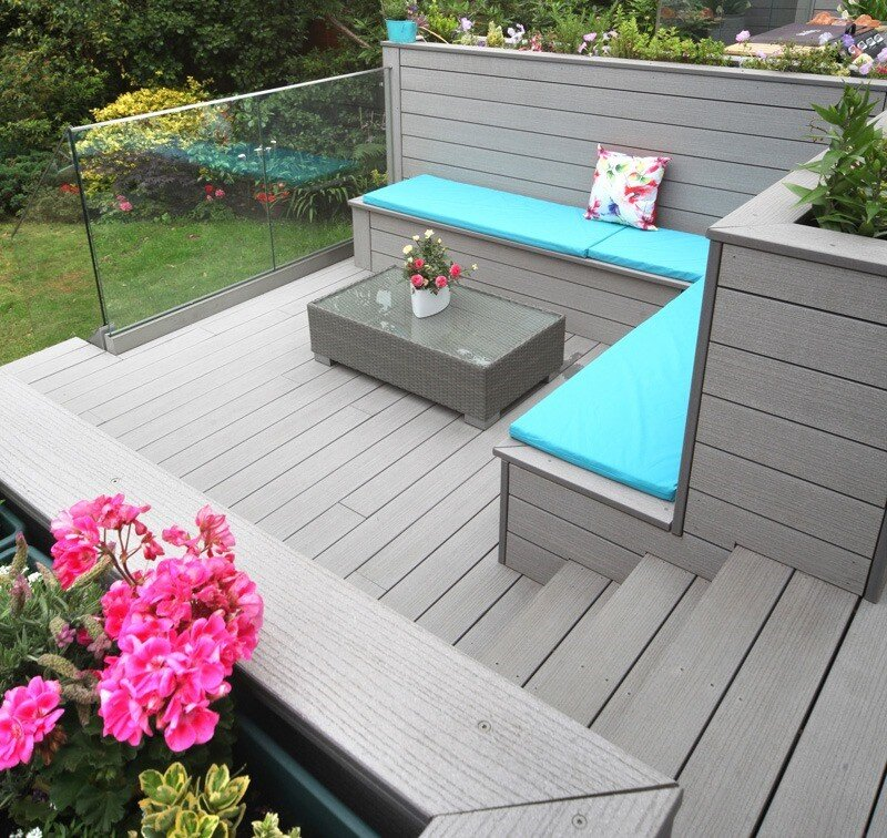 5 Ways To Use Your Leftover Decking Yours