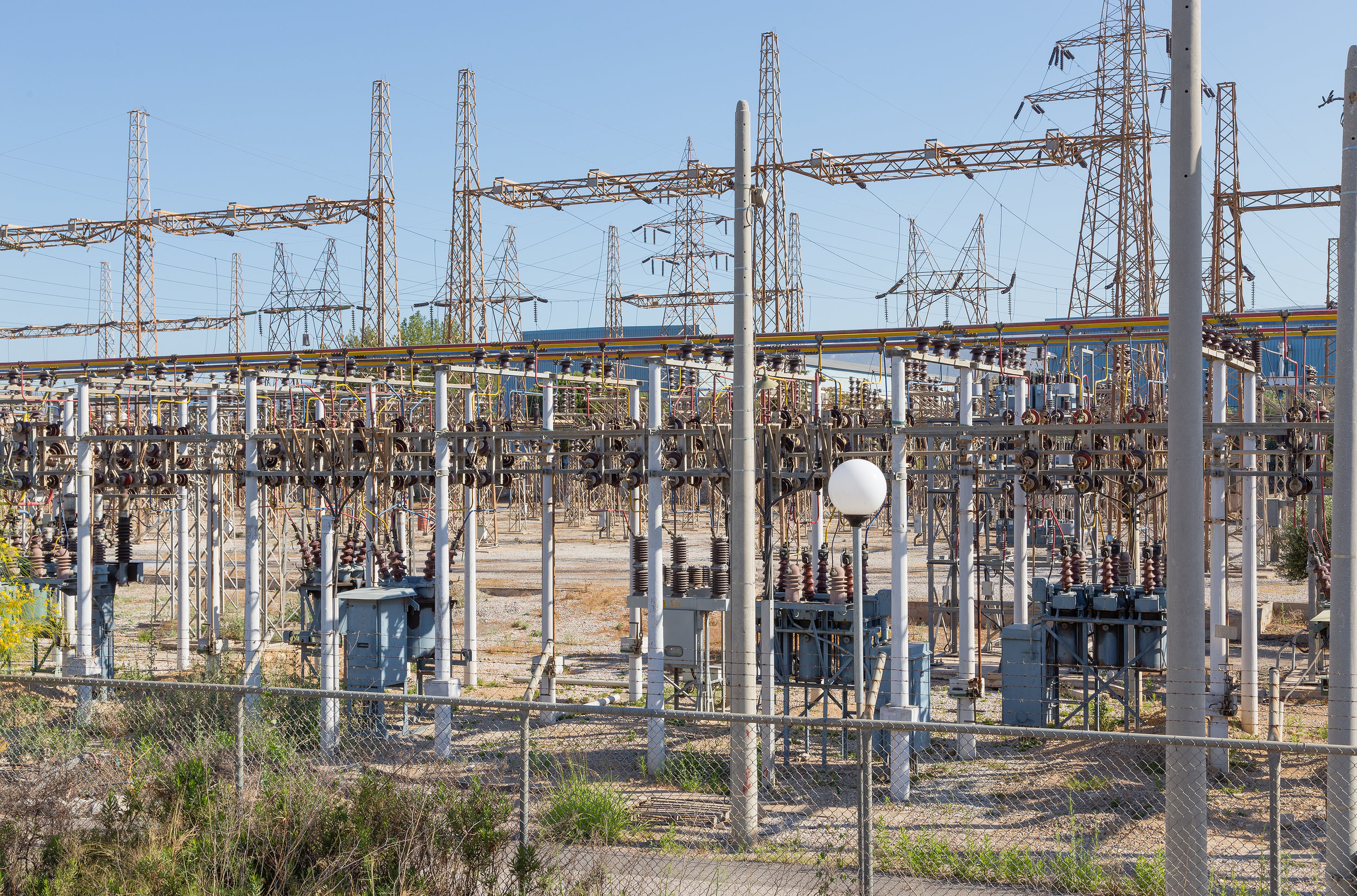 substation generator cost estimate industry electrical power [ 1500 x 990 Pixel ]