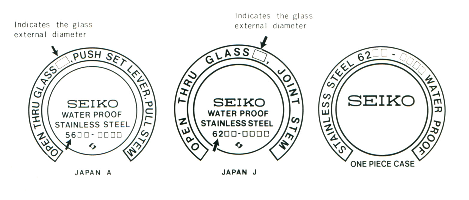 Deciphering Seiko Case Back Information — Plus9Time