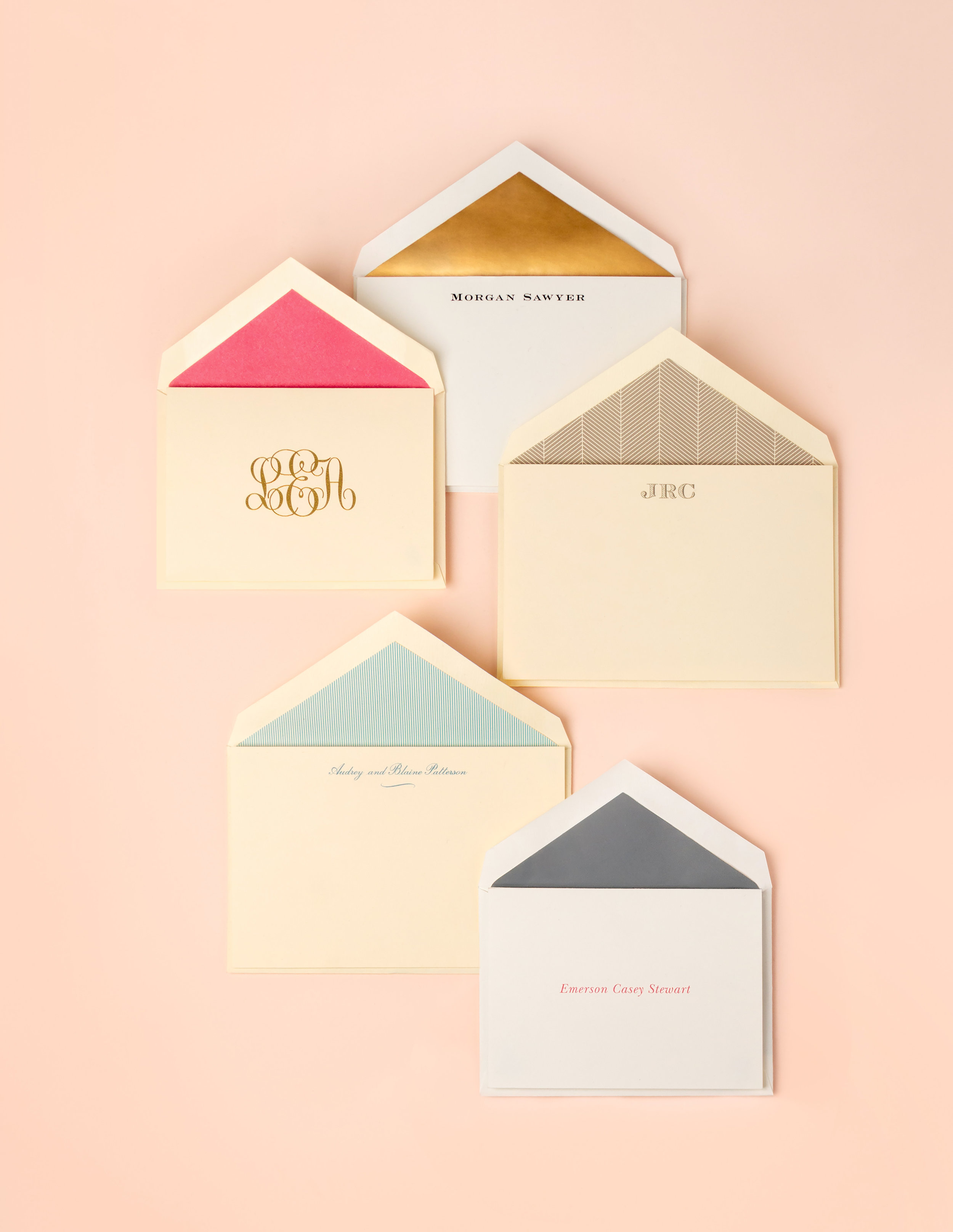 // Wedding Wednesday // Thank You Notes — If It's Paper