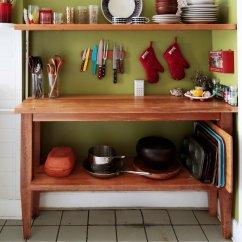 Kitchen Console Grey Cabinets Cheresson Bunker Hill Studio