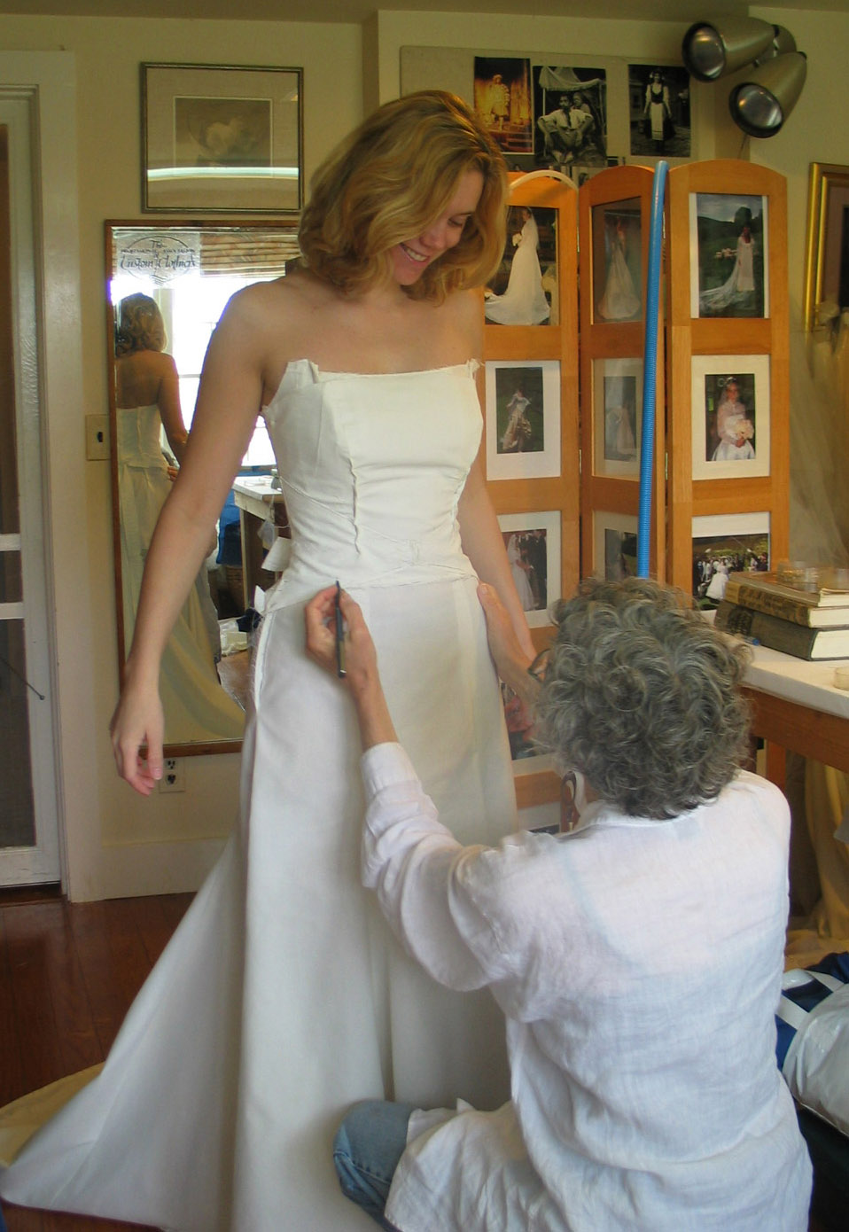 Vermont Handmade Wedding Gowns  Custom Dresses
