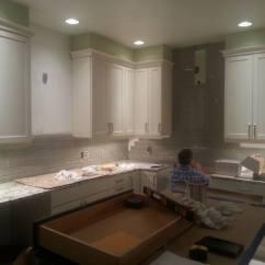 Kitchen Remodel Okc Granite Countertops Pictures Happy Client In Norman Ok Bath Home Design Remodeling A Karen Black Company