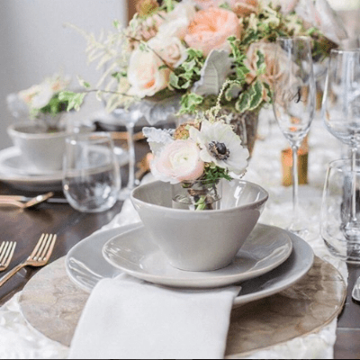 Styling by The Millennial Martha with photography by One July Photography
