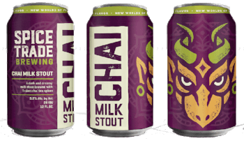 Spice Trade Brewing Debuts Cans