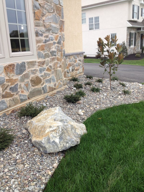 fieldstone luxury landscape supply