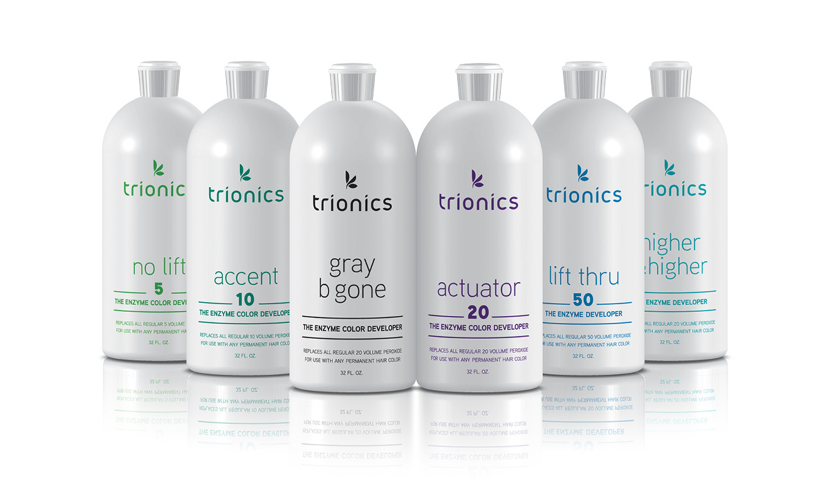 trionics hair care how