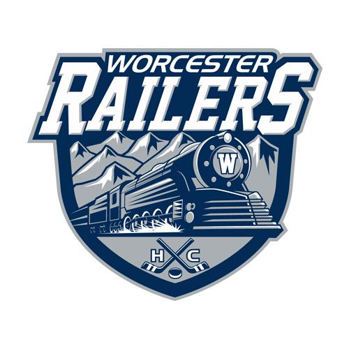 Jacksonville Icemen at Worcester Railers