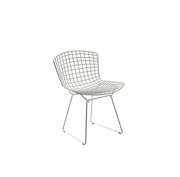 bertoia side chair makeup artist portable knoll design warehouse