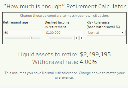 How much do I need to retire?   Real Finance Guy