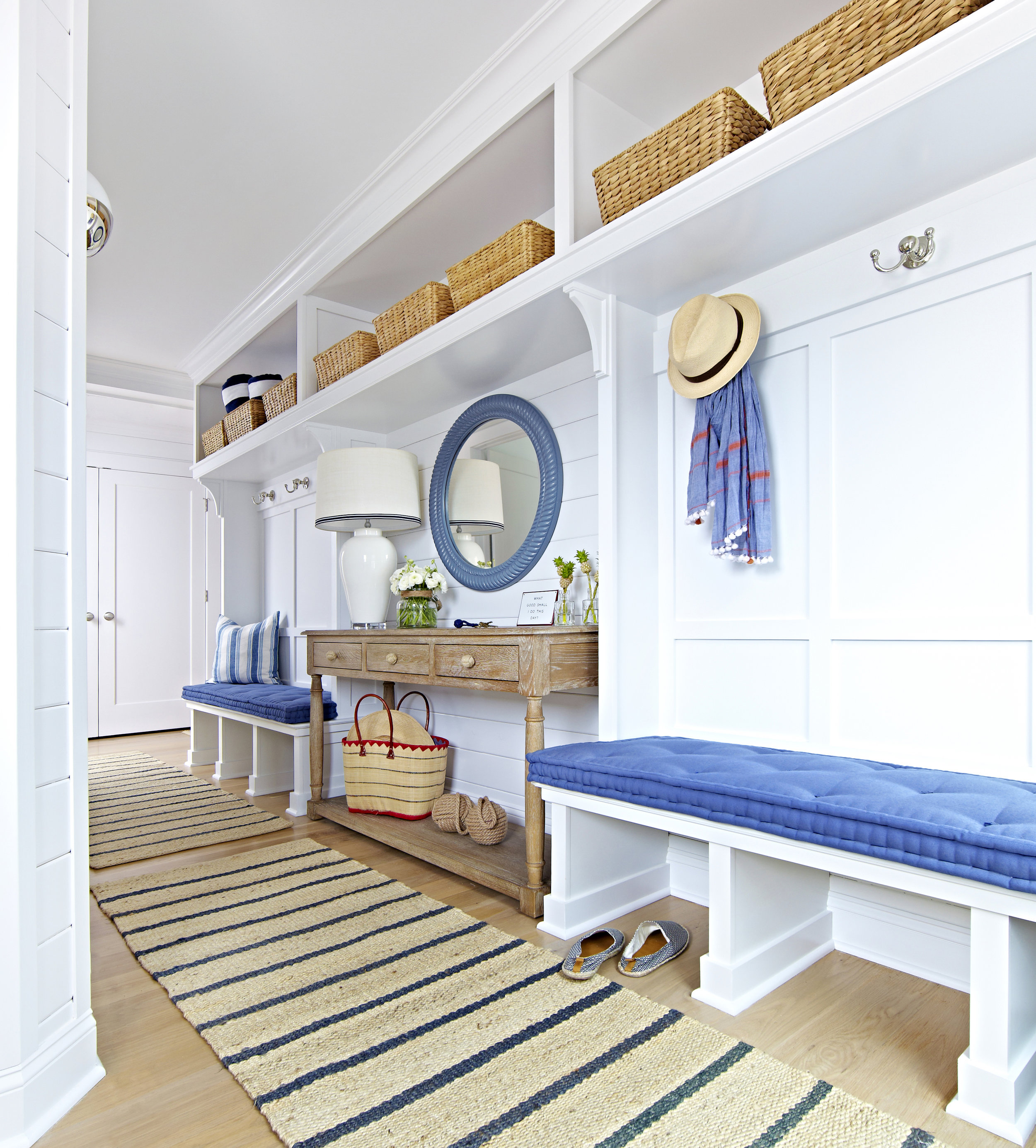 2.Bay Head Beach Bungalow by Chango & Co. - Mud Room Entry View.jpg