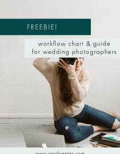 Wedding photographer workflow free resources for photographers also rh aprilyentas