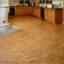 Cork Floor Kitchen Contemporary Chairs Best Natural Floors For Kitchens Naturlich Flooring Duro Jpg