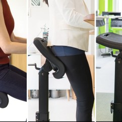 Chairs For Standing Desks Folding Chair Nisse Best Ergonomic Leanrite Ergo Impact Lean
