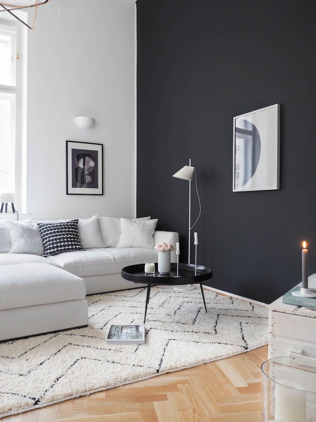 Tour A Modern Minimalist Apartment In Vienna