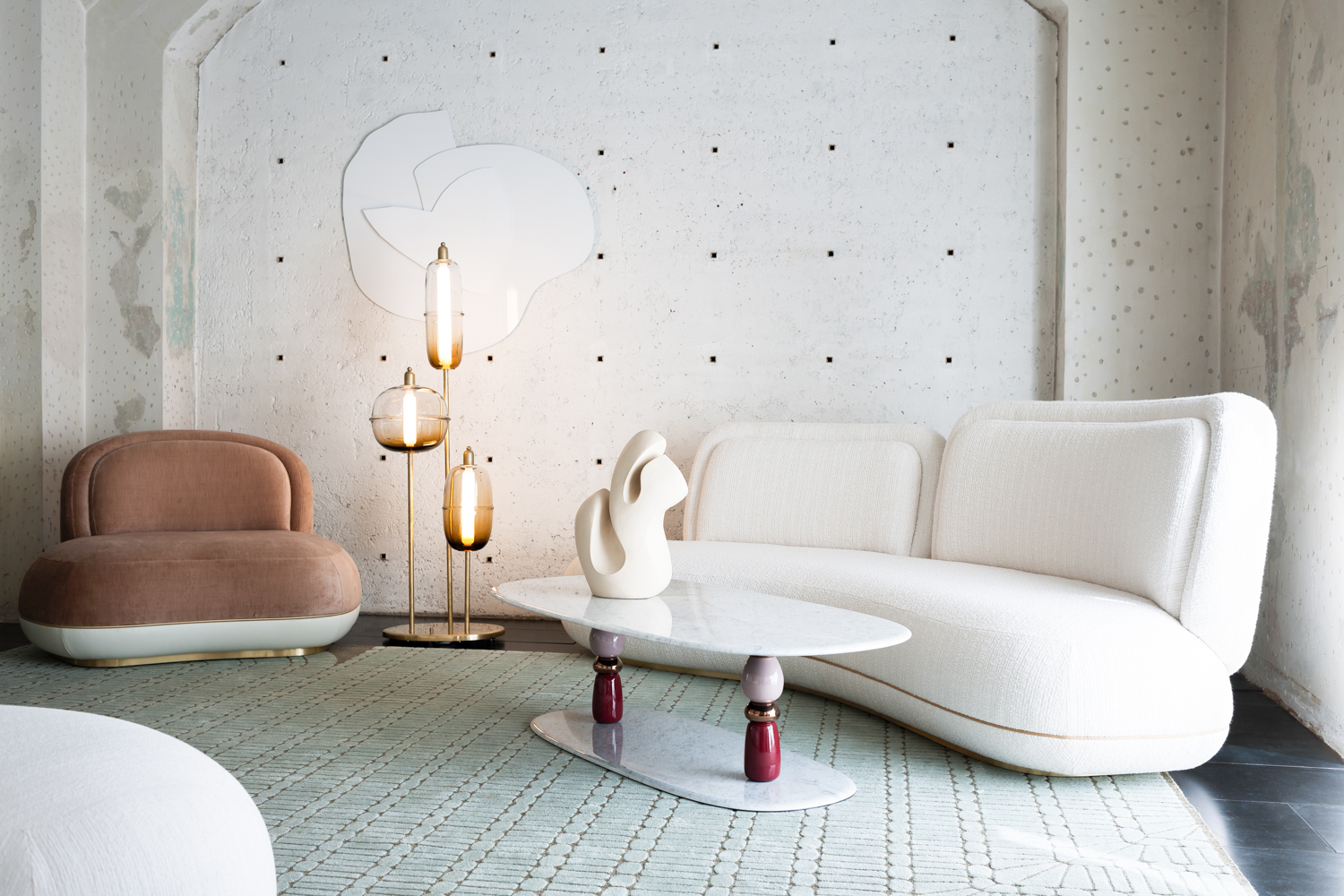 The Jaw-Dropping Interiors Of Sé Collections From Milan