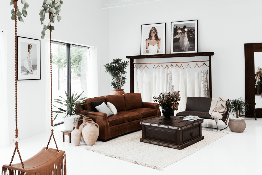 Boho Style Inspiration For The Home From The Newest Retail Space Of Grace Loves Lace