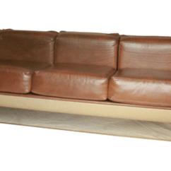 Steelcase Sofa Platner Cindy Crawford Sleeper Reinforcement Bar Floating By Warren Weisshouse