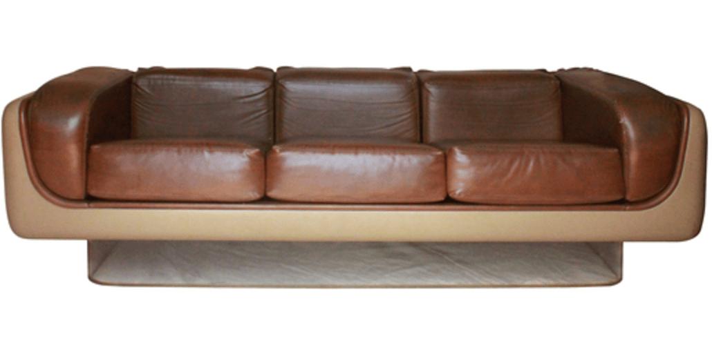 steelcase sofa platner king sofas gumtree floating by warren weisshouse
