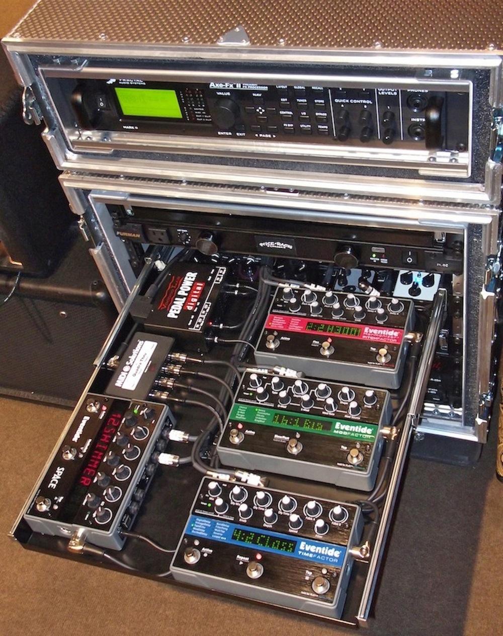 music instrument guitar pedal shelf