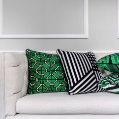 Green Cushions Living Room Theater Boca Raton Purchase Tickets Malachite Cushion Cover Jessica Iliffe