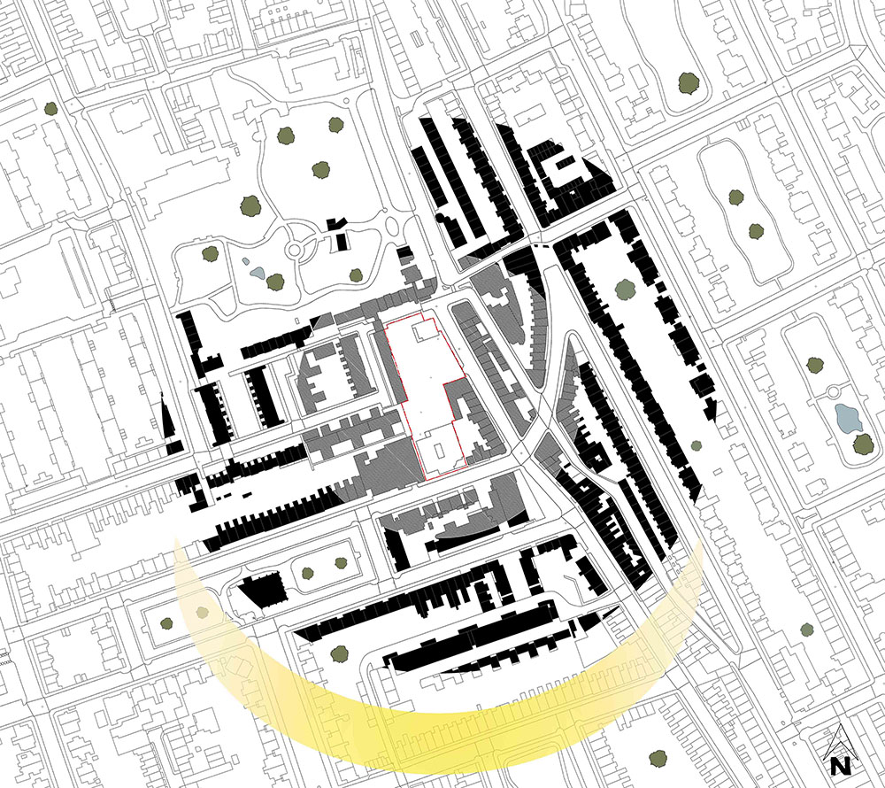 medium resolution of architectural site analysis diagram sun path 07 jpg