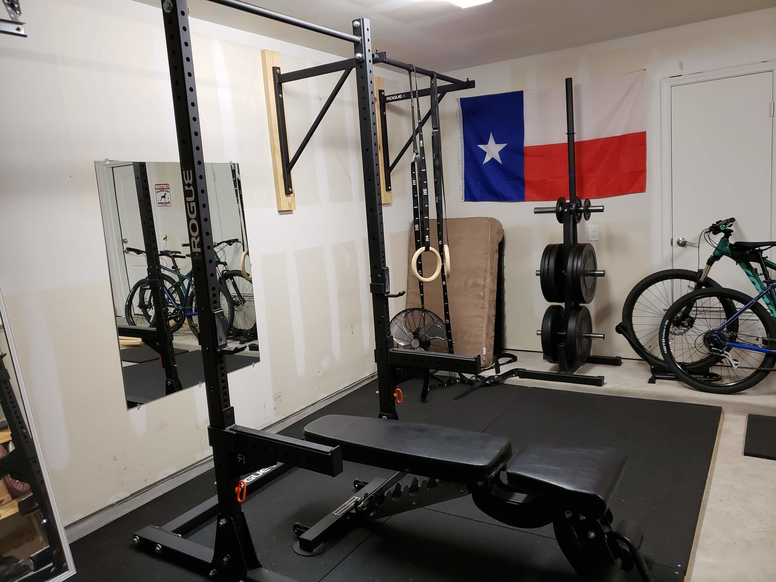 Fitness Fatherhood Part 3 Sleepless Nights And The Garage Gym Advantage Day1strength