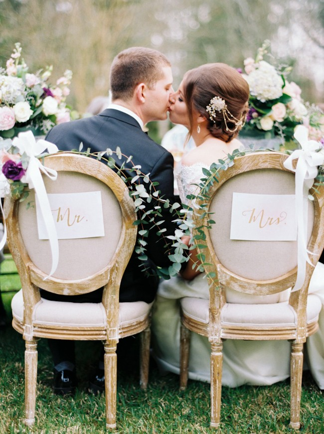 wedding bride and groom chairs blue arm chair signs trendy fine art