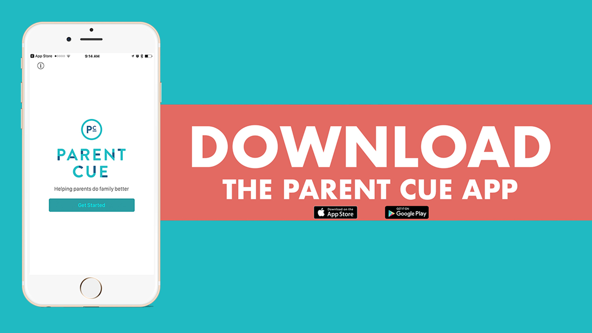 Parent Cue App — Maryland Community Church